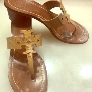 Tory Burch Stacked Sandal